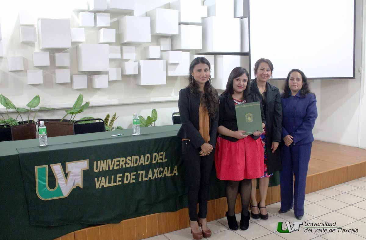 Egresados UVT Septiembre 2015