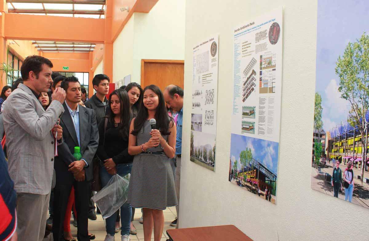 Arquitectura Sustentable en Francia – Presentación de Exposición
