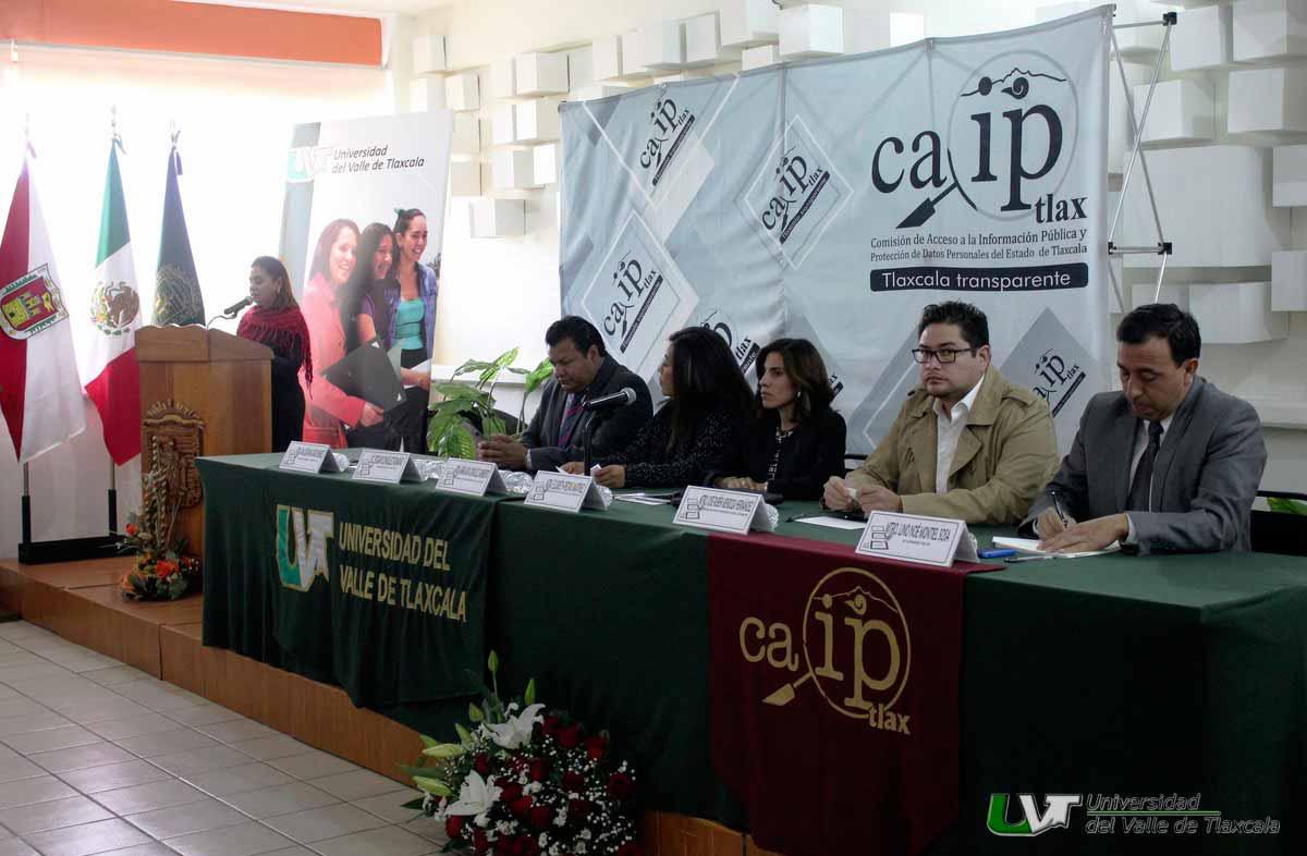 """CAIPTLAX – Mesa de Diálogo """"Transparencia en los Procesos Electorales"""""""