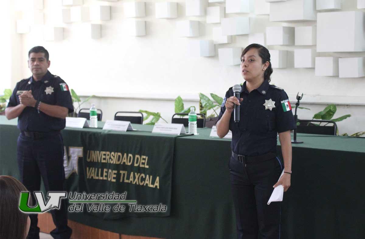 CHARLA SOBRE TRATA DE PERSONAS EN LA UVT
