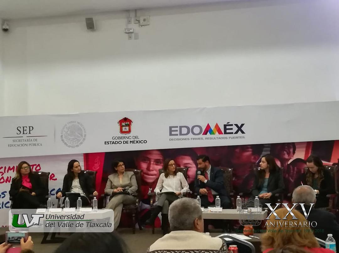 LA UVT ENTREGA RESULTADOS EN TOLUCA ANTE BANCO MUNDIAL