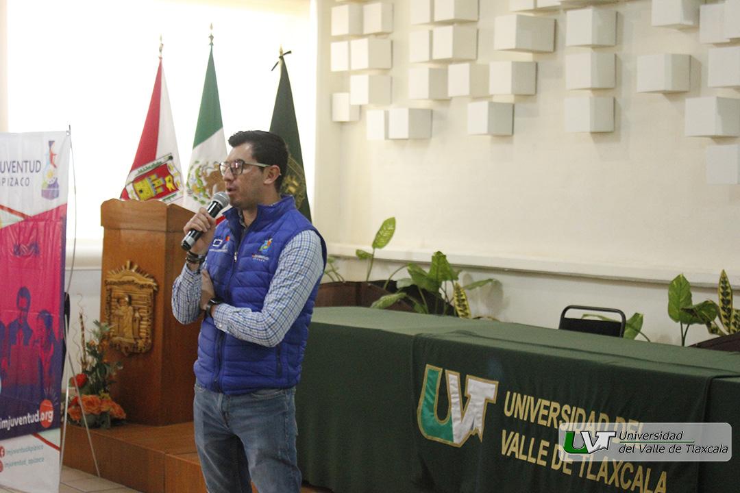 PRESENTAN PROGRAMA DE INTERCAMBIO EN LA UVT