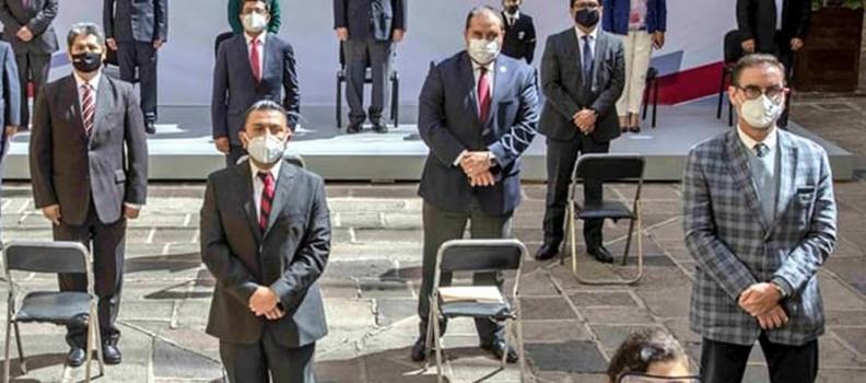 RECTOR UVT PRESENTE EN ARRANQUE DE CICLO ESCOLAR