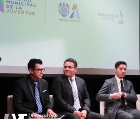 ALUMNO DE POSGRADOS UVT RECIBE PREMIO MUNICIPAL DE LA JUVENTUD