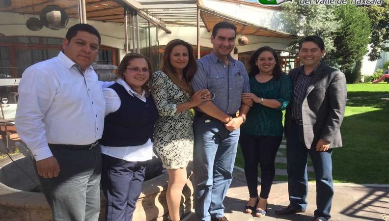 MGMS CONVIVE CON EGRESADOS DE MAESTRÍA EN EDUCACIÓN UVT