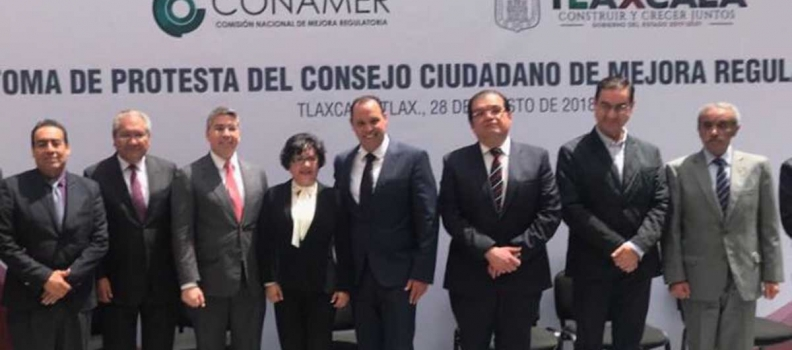 LA UVT SE INTEGRA AL CONSEJO CIUDADANO DE MEJORA REGULATORIA