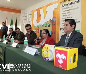 UVT Y FUNDACIÓN TELETÓN FIRMAN CONVENIO DE COLABORACIÓN