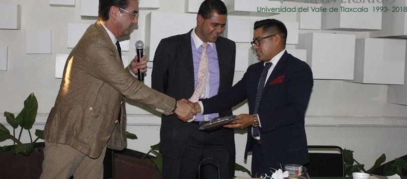 """ITE PRESENTA """"CURSO DE DERECHO"""" LIBRO DE RIGEL BOLAÑOS EN LA UVT"""