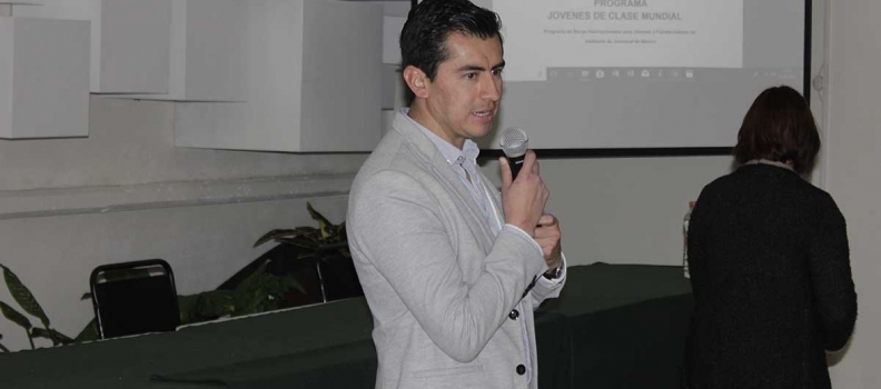 IMJUVE APIZACO INVITA A PROGRAMA DE INTERCAMBIO