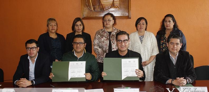 EL MUNICIPIO DE APIZACO Y LA UVT SUSCRIBEN CONVENIO