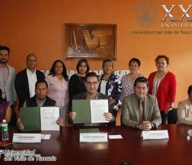 EL SERVICIO DE ADMINISTRACIÓN TRIBUTARIA Y LA UVT CONSOLIDAN ACUERDO INTERINSTITUCIONAL