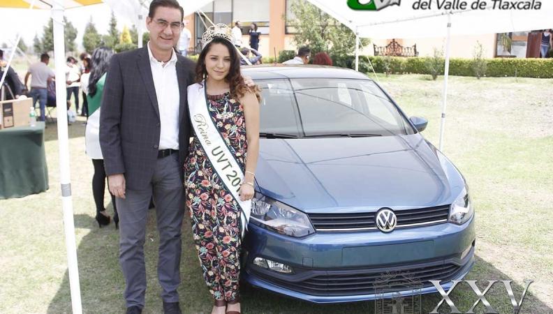 LA UVT LLEVA A CABO EL SEXTO MAGNO SORTEO UVT 2018