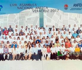 DOCENTES DE LA UVT PARTICIPAN EN LA LVIII ASAMBLEA NACIONAL DE ANFECA