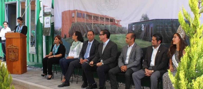 Festeja la Universidad del Valle de Tlaxcala su XXIII Aniversario