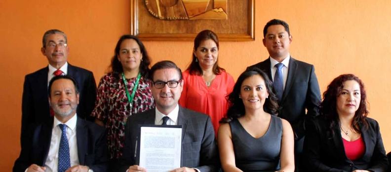 Convenio con la Junta Federal de Conciliación y Arbitraje (JFCA)
