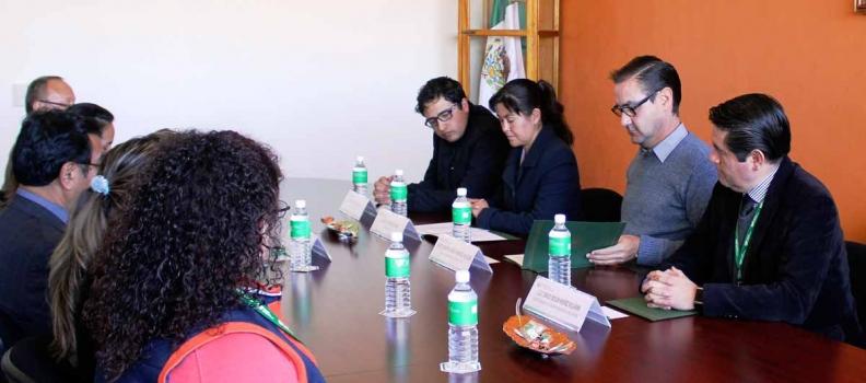Firma de Convenio con Colegio Nicolás Bravo