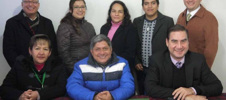 Convenio con Instituto Fray Pedro de Gante A.C.
