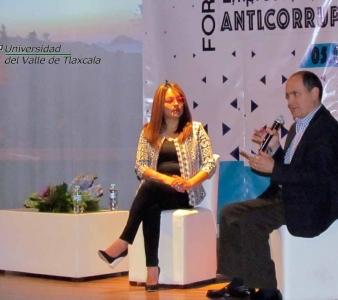 LA UVT PARTICIPA EN FORO ESTATAL ANTICORRUPCIÓN