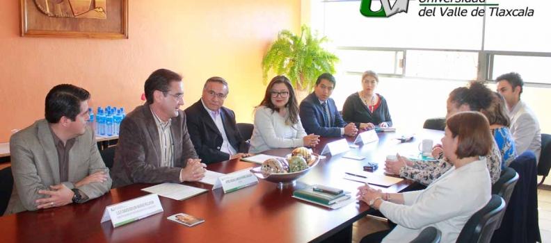 EL INSTITUTO FRAY PEDRO DE GANTE Y LA UVT REFRENDAN COMPROMISOS