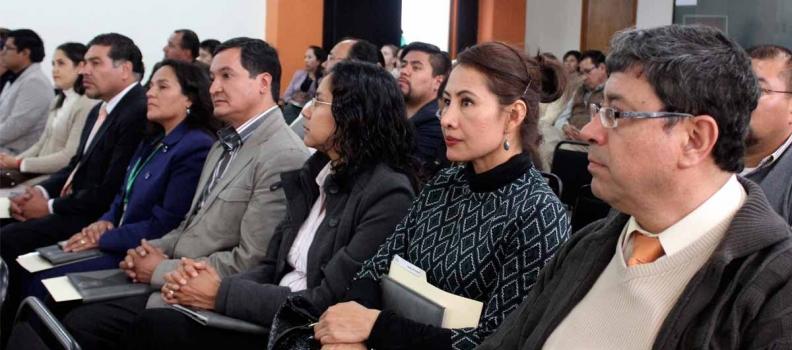 Reunión General Académica Periodo 2015-2016 B
