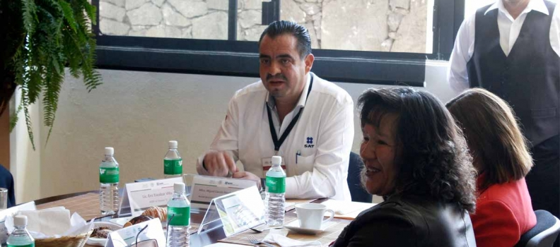 Quinta Reunión Bimestral de Síndicos del SAT en la UVT