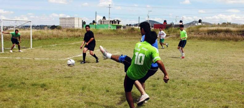 Torneo Relámpago Fútbol y Voleibol