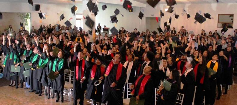 Ceremonia de Culminación de Estudios UVT